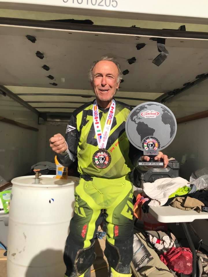 world vet mx 2019 champion
